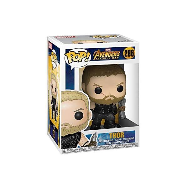 Funko Pop Thor (Los Vengadores: Infinity War 286) Funko Pop Los Vengadores