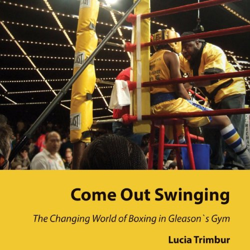 Come Out Swinging audiobook cover art