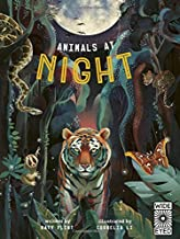 Glow in the Dark: Animals at Night: with a huge Glow in the Dark poster