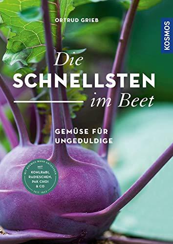 Die Schnellsten im Beet: Gemüse für Ungeduldige