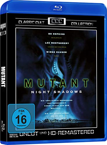 Mutant - Night Shadows - Classic Cult Edition [Blu-ray]