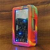 ModShield for Sigelei KAOS Z 200W Silicone Case ByJojo Cover Shield Wrap Skin (Rainbow)