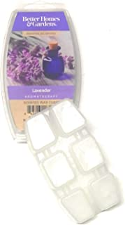 Better Homes & Gardens Aromatherapy Essential Oil Infused Wax Melts, 2.5 OZ (Lavender)