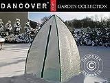Dancover Pflanzen Winterschutz Zelt, 1,5x1,5x2m