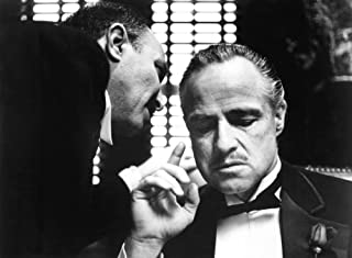 Posterazzi Poster Print Collection The Godfather Still (10 x 8)