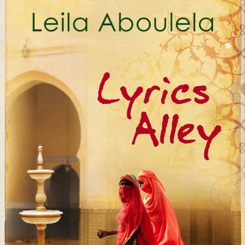 Lyrics Alley audiobook cover art