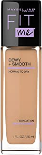 Maybelline Fit Me Foundation - 30 ml, 225 Medium Buff
