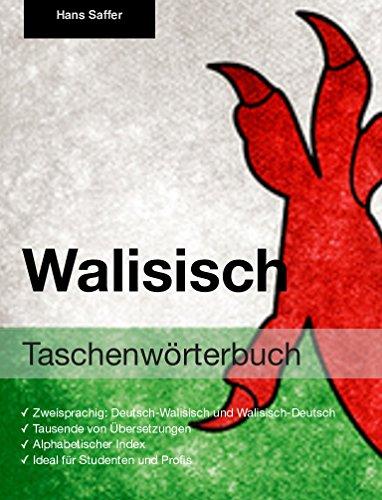 Taschenwörterbuch Walisisch