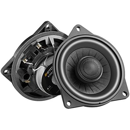 Eton Ug B100 Xcn Bmw 10cm Koax Lautsprecher Plug And Play Center 1 Stück Audio Hifi