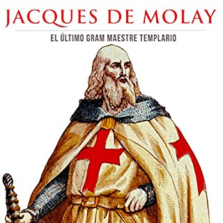 Jacques de Molay cover art