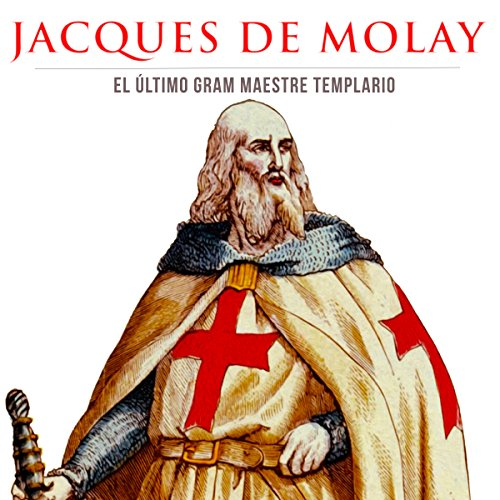 Jacques de Molay audiobook cover art
