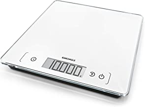 Soehnle 61505 Page Comfort 400 Kitchen Scale, Digital Food Scale with Sensor Touch, acccurate Gram Scale for Measuring up ...
