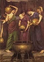 Illusions Gallery The Danaides, John William Waterhouse (16X22.5)