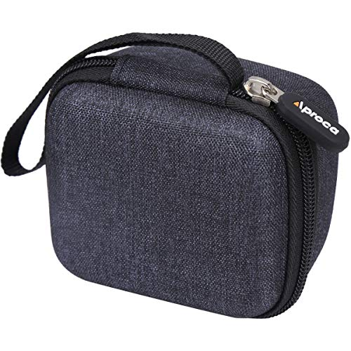 Aproca Hard Storage Carrying Travel Case for Zoom Video Recorder (Q2n-4K) (Black Photo #5