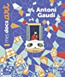 Antoni Gaudí par Barthère