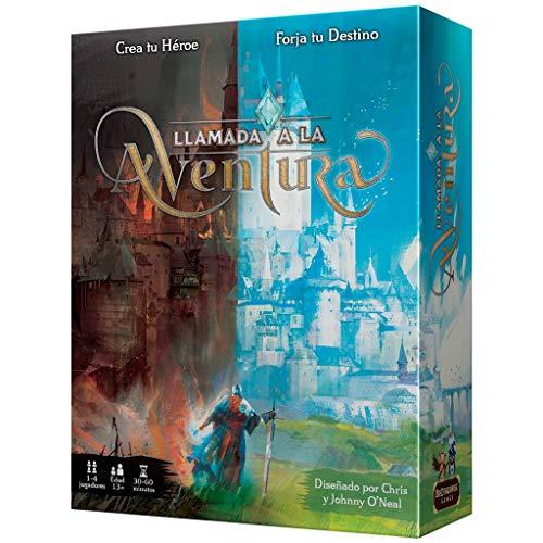 Brotherwise Games Llamada a la Aventura - Juego de Mesa en Español (BGCT01ES)