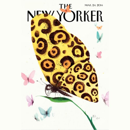 Couverture de The New Yorker, March 24th 2014 (Kelefa Sanneh, Anthony Lane, Nick Paumgarten)