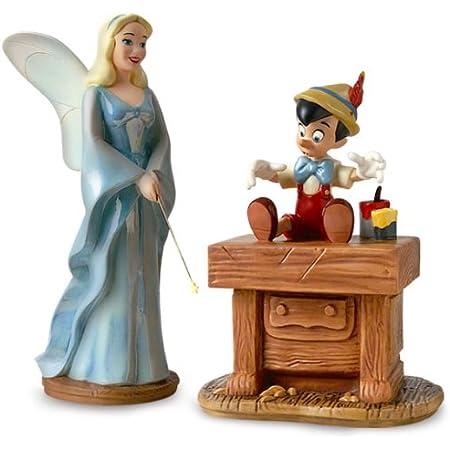 Pinocchio /& The Blue Fairy set of 2 handles