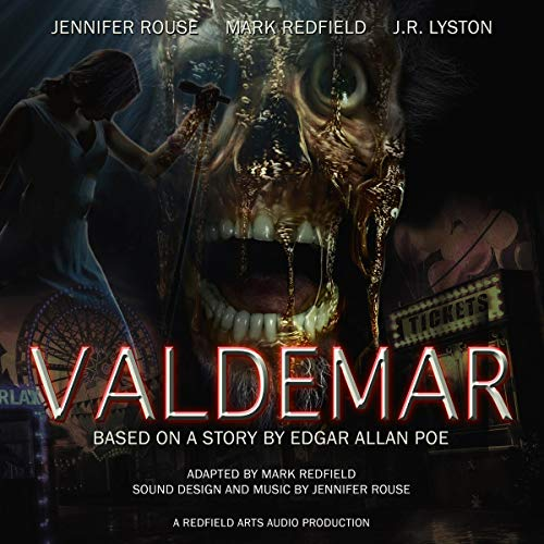 Valdemar audiobook cover art