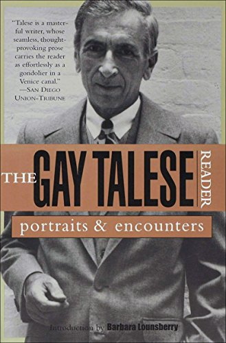 The Gay Talese Reader: Portraits and Encounters (English Edition)