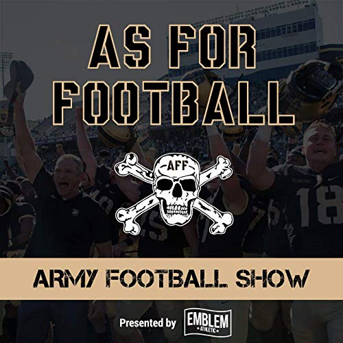 The As For Football Army Football Show Podcast By As For Football cover art