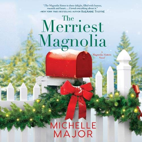 The Merriest Magnolia  By  cover art