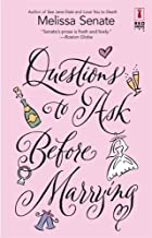 Questions To Ask Before Marrying (Red Dress Ink)