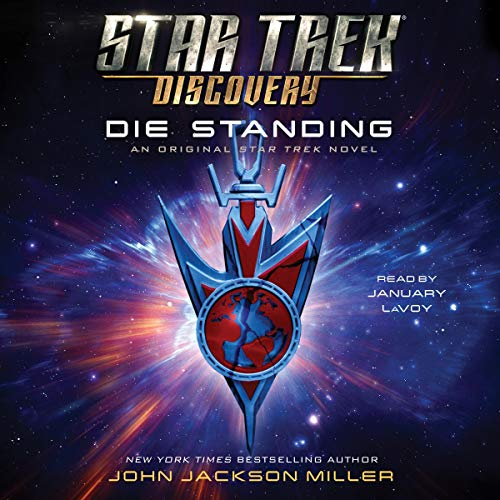 Star Trek: Discovery: Die Standing Titelbild