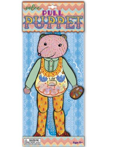 Bear Pull Puppets