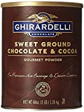 Best Cocoa Powders - Ghirardelli Chocolate Sweet Ground Chocolate & Cocoa Beverage Review
