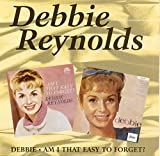 "album cover: Debbie Reynolds, ""Debbie/Am I That Easy to Forget?"""