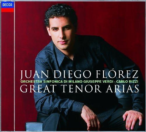 Juan Diego Flórez, Orchestra Sinfonica di Milano Giuseppe Verdi & Carlo Rizzi
