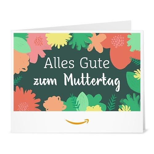 Amazon.de Gutschein zum Drucken (Alles Gute zum Muttertag)