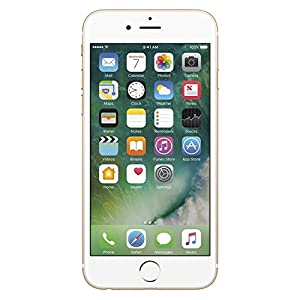 Apple iPhone 6S, 16GB, Gold - For AT&T (Renewed) Front Screen Display