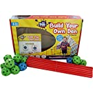 TheWorks Build Your Own Den - 75 Piece Kit