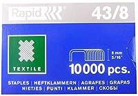 Rapidステープル43/8 10,000本