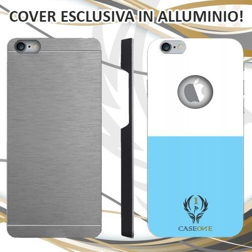 Custodia Cover Case Lazio per iPhone 6 6S in Alluminio