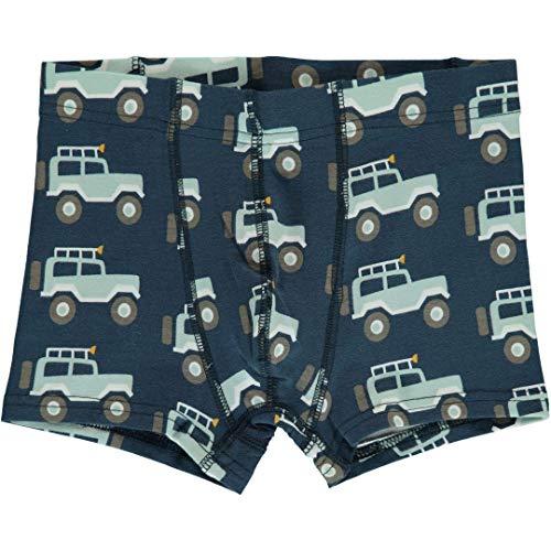 maxomorra Jungen Boxershorts/Unterhose mit Jeeps Größe 122/128