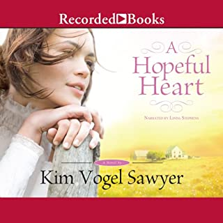 A Hopeful Heart audiobook cover art