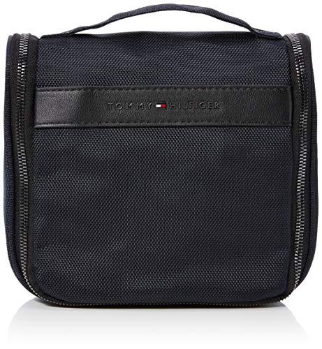 ELEVATED NYLON HANGING WASHBAG Men's Purse, Blue (Sky Captain), 6x18x20.5 centimeters (B x H x T)