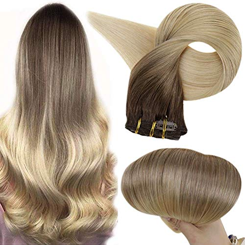 best blonde hair extensions