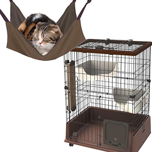 ペティオ『necoco 仔猫からのしつけにもぴったりな キャットルームサークル』