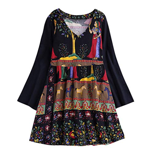 HLIYY Femmes T-Shirt En Coton Et Lin à Manches Longues Tee Tops Décontracté Tunique Coton Lin Cafetière Grande Taille Chemise Shirt Boutons Chic ete Palge (XXXL, Multicolore A)