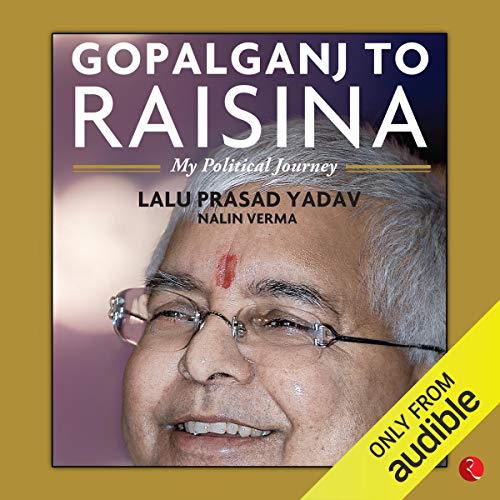 Gopalganj to Raisina cover art
