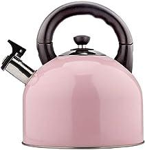 Waterkoker Kookplaat Huishouden, Gas 4.4L Fluiten 304 Roestvrij Staal Huishoudelijk Dikker Hoge Capaciteit Gas Inductiekoo...