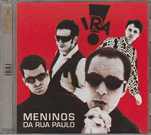 Ira - Cd Os Meninos da Rua Paulo - 1991
