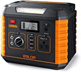 BALDR Portable Power Station 330W, 2019 Updated Portable Solar Generators for home...