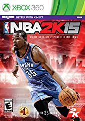 Gameplay: Award-winning gameplay with loads of new animations, a new shot-timing system and improved player AI, NBA 2K15 is the most intense basketball experience ever 2K Heroes: Take control of teams featuring 5 epic players hand-selected by and rep...
