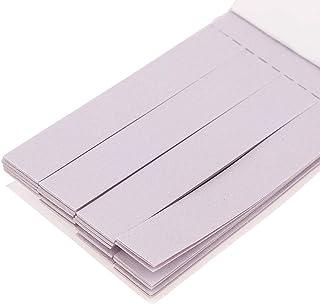 Prettyia 40pcs Blue Litmus Paper Pack Acidity Testing Strips for Alkaline (PH < 4.5)