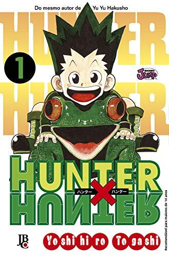 Hunter x Hunter vol. 01
